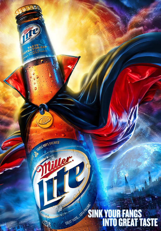 Miller啤酒