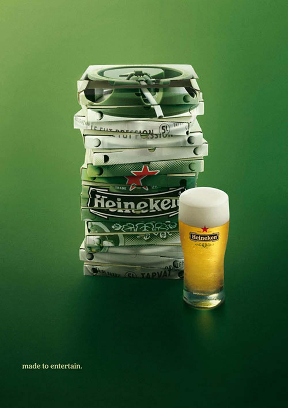 荷兰喜力啤