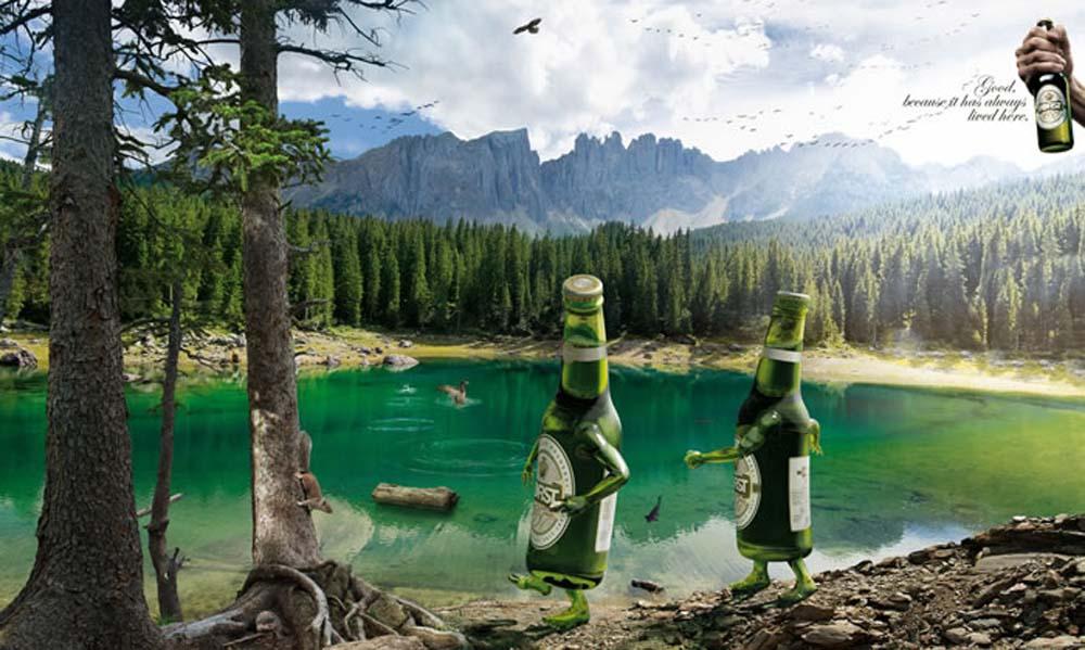 Forst啤酒