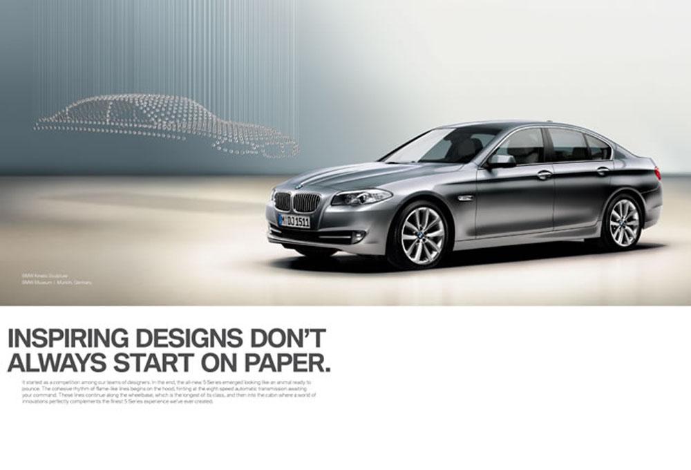 广告设计图宝马