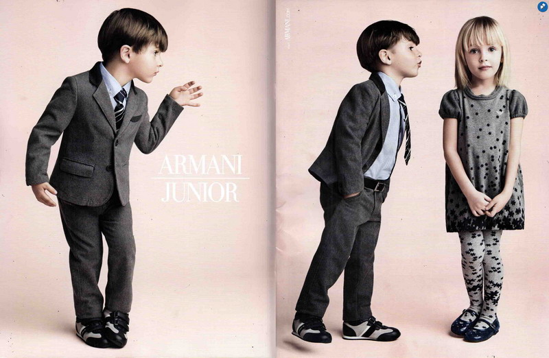 ARMANI童装