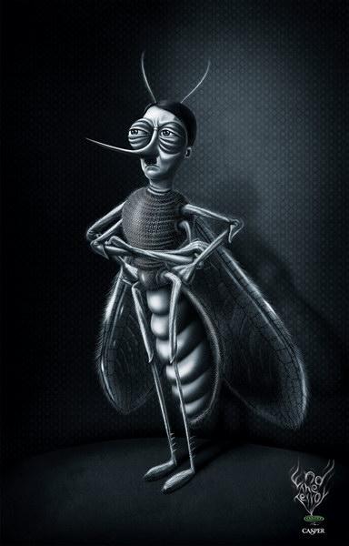 卡斯帕尔蚊香