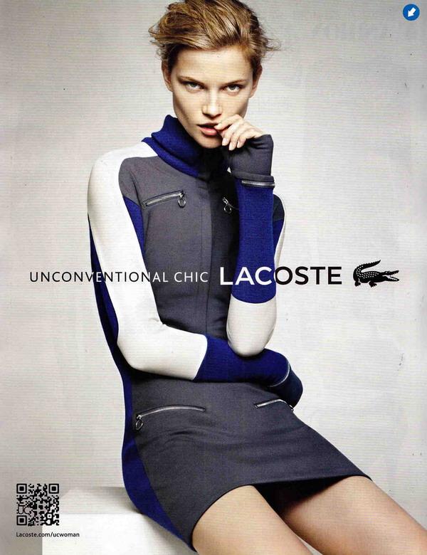 拉考斯特品牌女装
