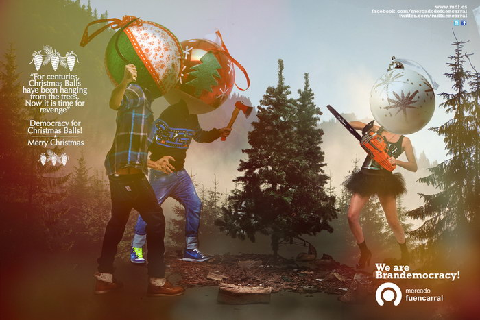 梅尔卡多圣诞节