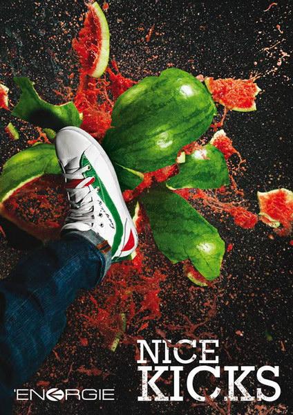 Energie鞋子