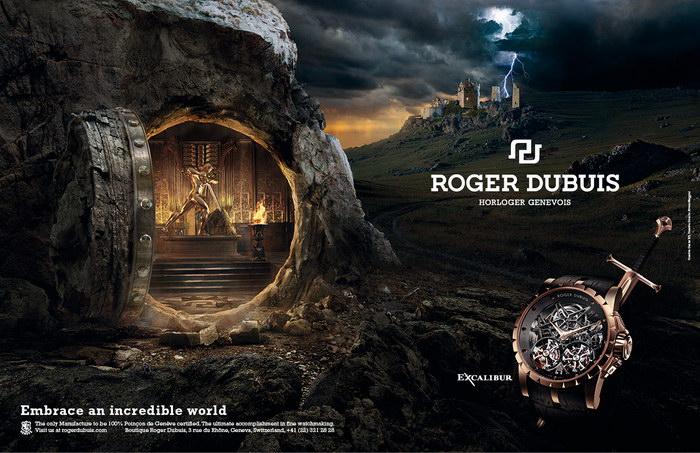Roger 手表