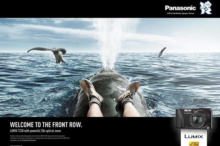 松下相机平面广告