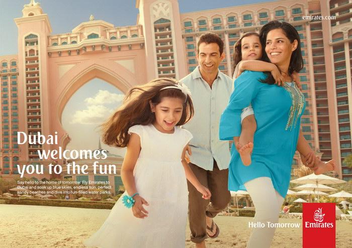 阿联酋旅游广告