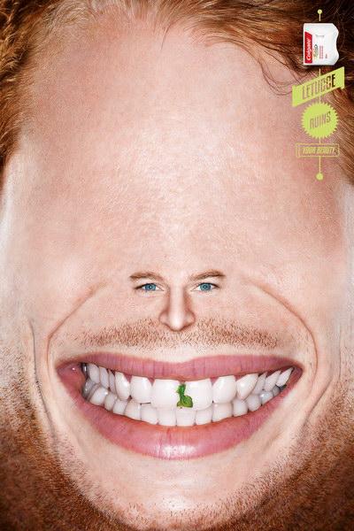 高露洁牙线