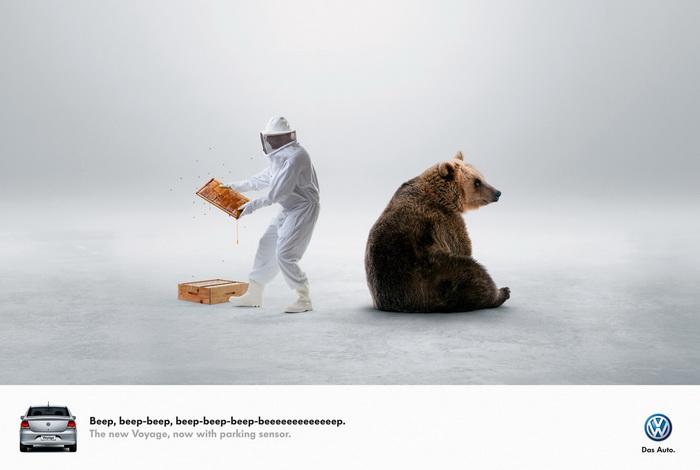 大众之旅平面广告