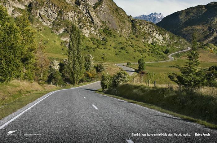 新西兰交通安全