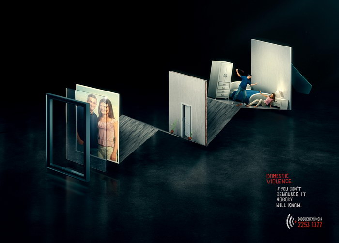 预防家庭暴力