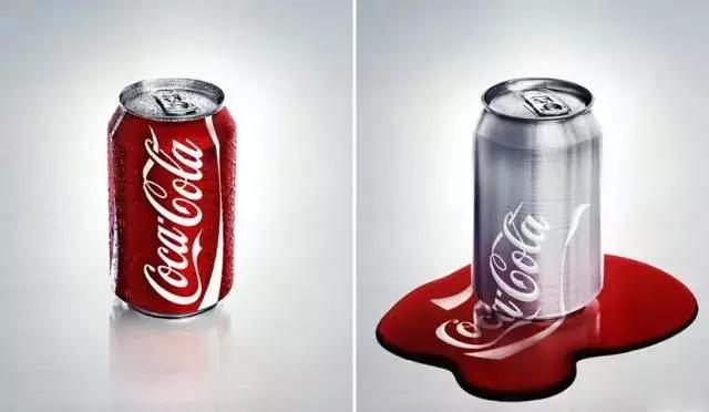 可口可乐广告案例